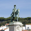 King Jose Statue, Lisbon — Stock Photo #9660848