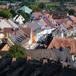 Colorful village Breisach — Stock Photo