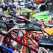 Bicycles — Stockfoto #9784575