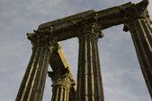 Roman temple pillar — Foto de Stock