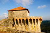 Castle tower, Ourem, Portugal — Stock Photo