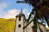 Church in São Vicente, Madeira — Photo