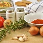 Food italian — Stock Photo #9032272
