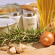 Food italian — Stock Photo #9032283