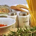 Food italian — Stock Photo #9032286