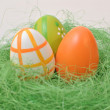 Colorful Easter eggs — Stock Photo #9676523