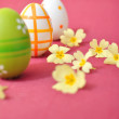 Colorful Easter eggs — Stock Photo #9676554