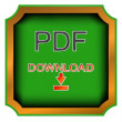 Stock Vector: Pdf download icon