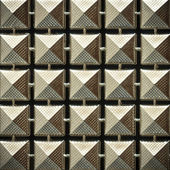 Studs pattern — Stock Photo