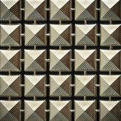 Studs pattern — Stock Photo