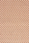 Dotted leather background — Stock Photo
