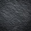 Black wall stone background - Stock Photo