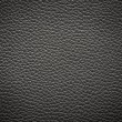 Black Leather texture — Photo