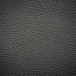 Black Leather texture — Stockfoto