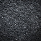 Black wall stone background — Stock Photo