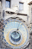 Astronomical clock — Foto de Stock