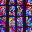Stained glass window — Stock Photo #9250594