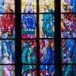 Stained glass window — Stock Photo #9250608