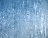 Pared de hielo — Foto de Stock