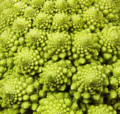 Romanesco — Stock Photo