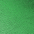 Green metallic plastic texture - Stock Photo