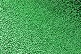 Grün metallic-kunststoff-textur — Stockfoto