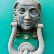 Antique knocker — Stock Photo