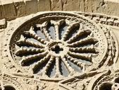 Rossete orsanmichele - florence, Italië — Stockfoto