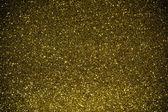 Gold Sparkles — Stock Photo