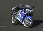 Beautiful motorcycle — Stock Photo