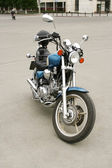 摩托车 — 图库照片