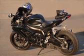 Motorcycle — Stock Photo