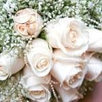 Wedding bouquet — Stock Photo #9692265