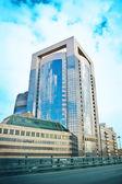 Moderno business centre — Foto Stock