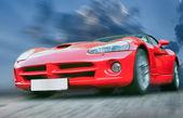 Auto sportiva — Foto Stock