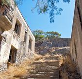 Abandoned city. — Stock Photo
