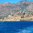 The island of Spinalonga. — Stock Photo