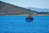 Gita in barca. — Foto Stock