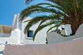 The white houses. — Stock Photo