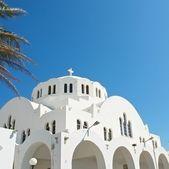 White Temple. — Stock Photo