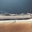 Traveling on a cruise ship. — Stock Photo #9884713