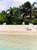 Small island. — Stock Photo