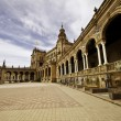 Plaza de Espanol - Stock Photo