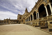 Plaza de Espanol — Stock Photo