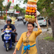 Womcarrying offerings — Stock Photo #10286799
