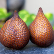 Stock Photo: Salak fruit