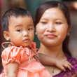 Mother and daughter — Stock Photo #10596075