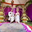 Balinese wedding - Stock Photo