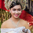 Balinese wedding — Stock Photo