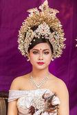 Balinese wedding — Stock Photo